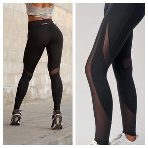 Gymshark Sleek Sculpture Leggings Black